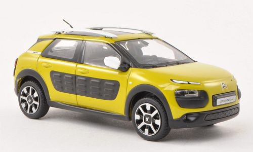 model samochodu citroen c4 cactus 1 43. Black Bedroom Furniture Sets. Home Design Ideas