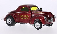 Willys Americar Coupe Gasser