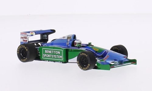Model auta Benetton B194 1:43 :: SmallCars.cz