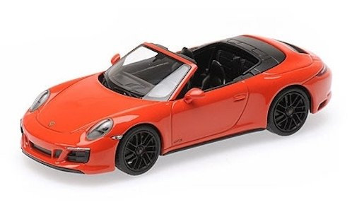 Minichamps Porsche 911 (991.2) Carrera 4 GTS Cabriolet 1:43
