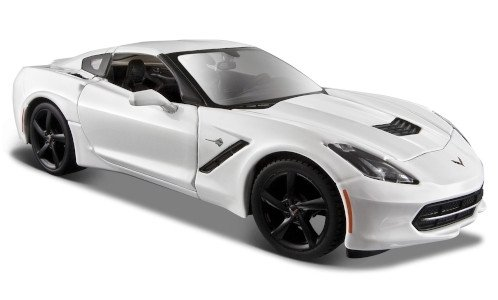 Maisto Chevrolet Corvette Stingray (C7) 1:24