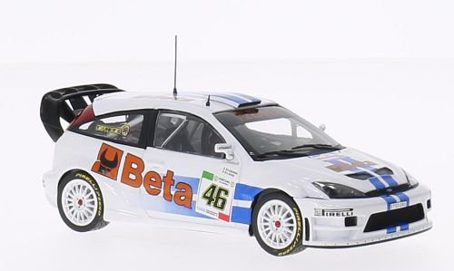 Minichamps Ford Focus WRC 1:43