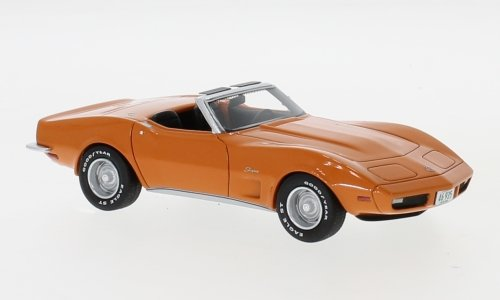 Neo Chevrolet Corvette (C3) Convertible 1:43