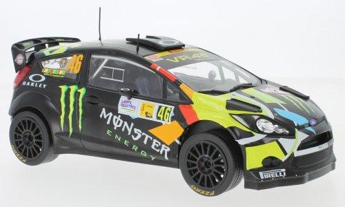 IXO Ford Fiesta RS WRC 1:18