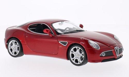 Welly Alfa Romeo 8C Competizione 1:24