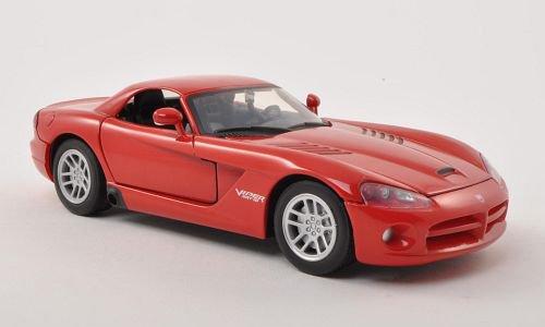 Motormax Dodge Viper SRT-10 Hard Top 1:24