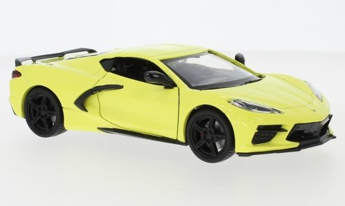 Motormax Chevrolet Corvette C8 Stingray 1:24