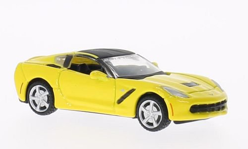 Maisto Chevrolet Corvette Stingray (C7) 1:64