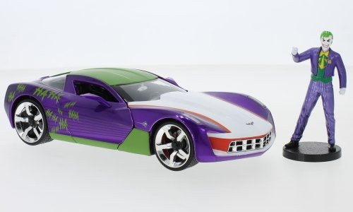 Jada Chevrolet Corvette Stingray 1:24