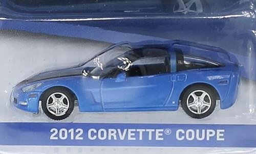 Greenlight Chevrolet Corvette Coupe 1:64