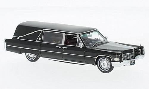 Cadillac S&S Landau Hearse