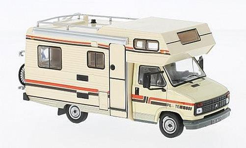 model auta citroen c25 camping car 1 43. Black Bedroom Furniture Sets. Home Design Ideas