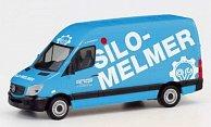 Mercedes Sprinter Kasten Hochdach