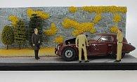 Alfa Romeo Diorama: 8C 2900B Speciale Touring