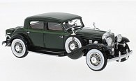 Stutz DV32 Monte Carlo Sedan by Weymann