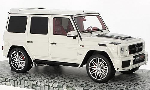 Mercedes Brabus 850 6.0 Widestar