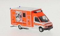 Mercedes Sprinter Wietmarscher Ambulanz RTW