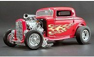 Ford Three Window Coupe Blown