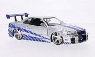 Nissan Skyline GT-R (R34) Tuning