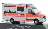 Mercedes Wietmarscher Ambulanzf. Design-RTW