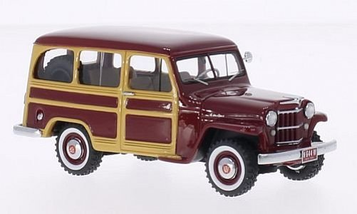 Jeep Willys Station Wagon