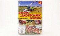 DVD Moderne Landtechnik im Einsatz Teil 2 - Ernte im Herbst