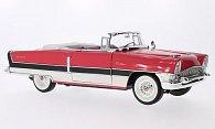 Packard Caribbean (Convertible) mit schwarzen Streifen