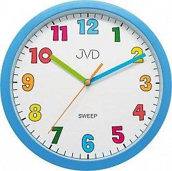 Nástěnné hodiny JVD sweep HA46.1