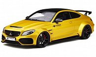 Mercedes C63 AMG Coupe Prior Design PD65CC