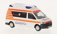 VW T5 Ambulanz Mobil Hornis Silver