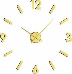Nalepovací nástěnné hodiny JVD HB11.1