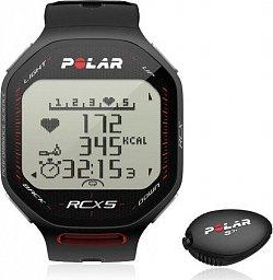 Polar - RCX5 Run S3+ černá