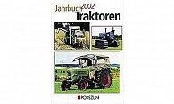 Buch Traktoren Jahrbuch 2002