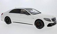 Mercedes AMG S 63 Mopf Lang