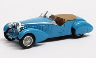 Bugatti Type 57 TT Tourer by Bertelli