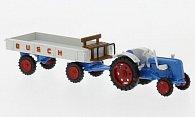 Famulus Traktor mit Anhanger