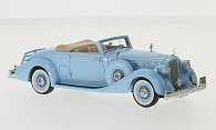 Packard 1407 Twelve Bohmann & Schwartz Convertible Coupe