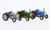 Fordson 3er-Set: Tractor
