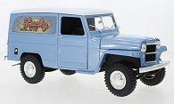 Jeep Willys Station Wagon Box Van