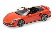 Porsche 911 (991.2) Turbo S Cabriolet