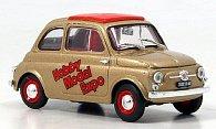 Fiat 500: Legendární minivůz slaví 60 let