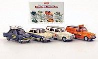 DKW 4er-Set: Stadtlieferwagen - 2 x Universal