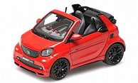 Smart Brabus Ultimate 125 Cabriolet