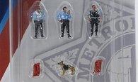 Figuren + Zubehor Metropolitan Police