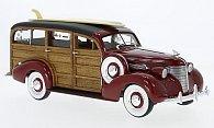 Chevrolet Woody Surf Wagon