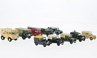 Land Rover 10er-Set Military