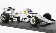 Williams Ford FW08