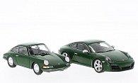 Porsche 2er-Car Set: Porsche 911 Carrera S (991 II) und Porsche Typ 901