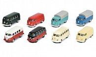 VW 8er-Set: T1