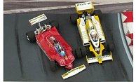 Ferrari + Renault 2er-Set: 312 T4 + RS 12